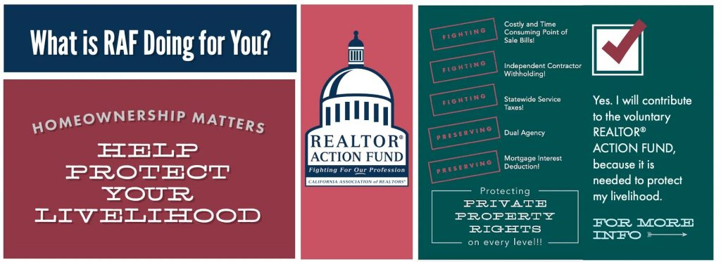 Why You Should Contribute to the REALTOR® Action Fund